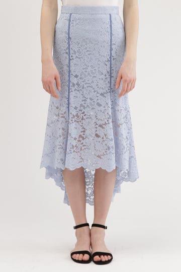 ユリアレースマーメイドスカート