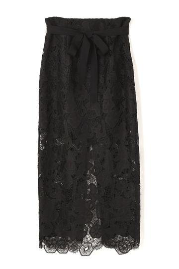 【先行予約 4月上旬お届け予定】ナタリーレースタイトスカート