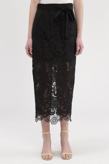ナタリーレースタイトスカート