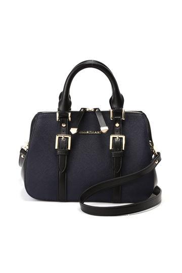 【ピンク・ネイビーのみ先行予約 3月上旬お届け予定】アリスノットハンドバッグ