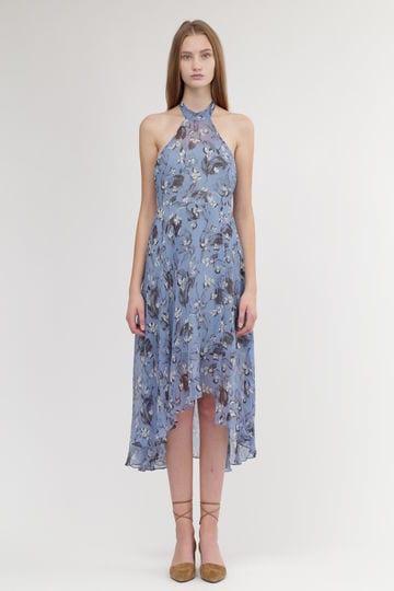 《JILLSTUART White》アンジェラホルターネックドレス
