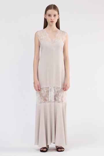 《JILLSTUART White》ダリアレースドレス