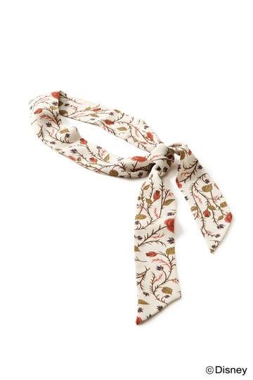 《JILLSTUART White》[DISNEY 美女と野獣]レナスカーフ