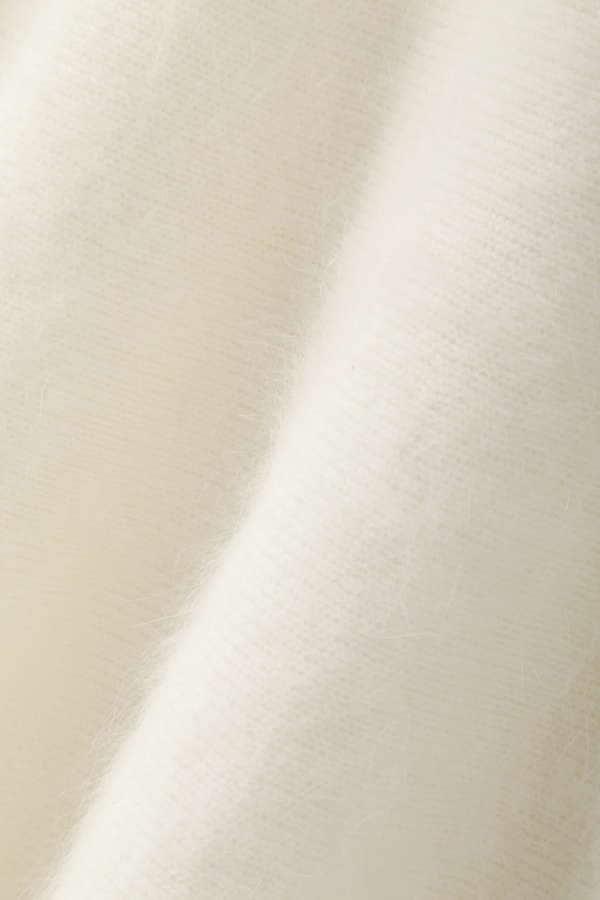 【美人百花 1月号掲載】アンゴラ混ニットスカート