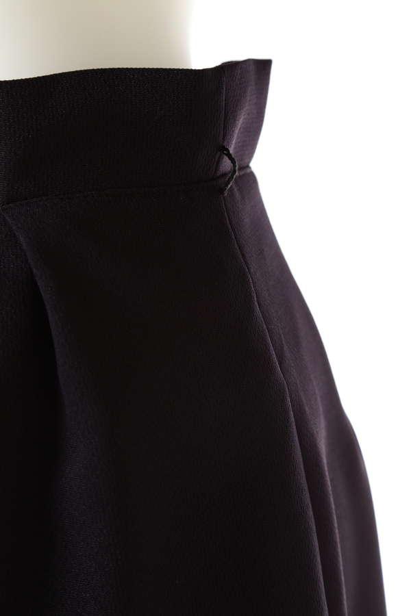 パールベルトコクーンスカート