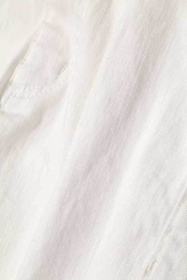 《BLANCHIC》スキニーホワイトデニム