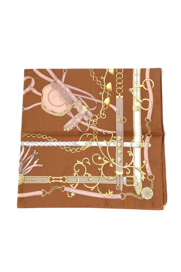 《EDIT COLOGNE》ビットチェーンスカーフ