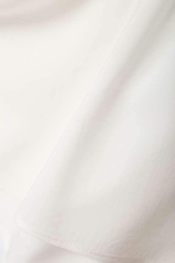 【CanCam 7月号掲載】スパンローンラッフルブラウス