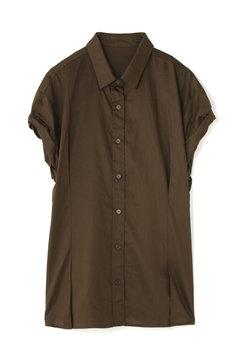 《BLANCHIC》ナイルサテンシャツ