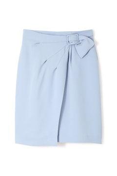 【先行予約_3月下旬入荷予定】クレープサテンスカート