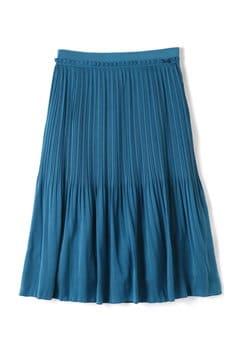 モイストサテンプリーツスカート