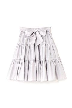 《EDIT COLOGNE》ティアードリボンスカート