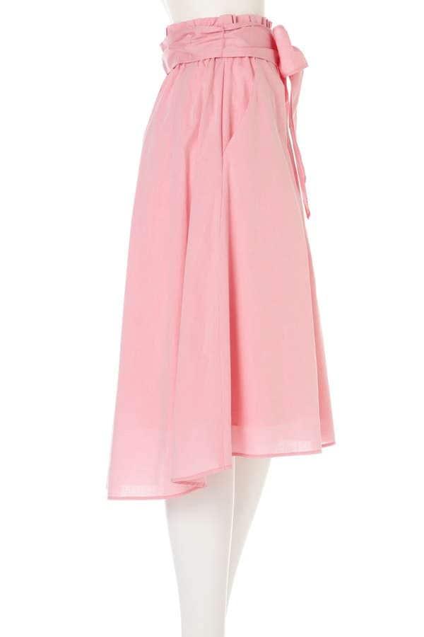 《EDIT COLONGE》タイプライターテールスカート