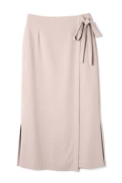 《BLANCHIC》スリットラップスカート