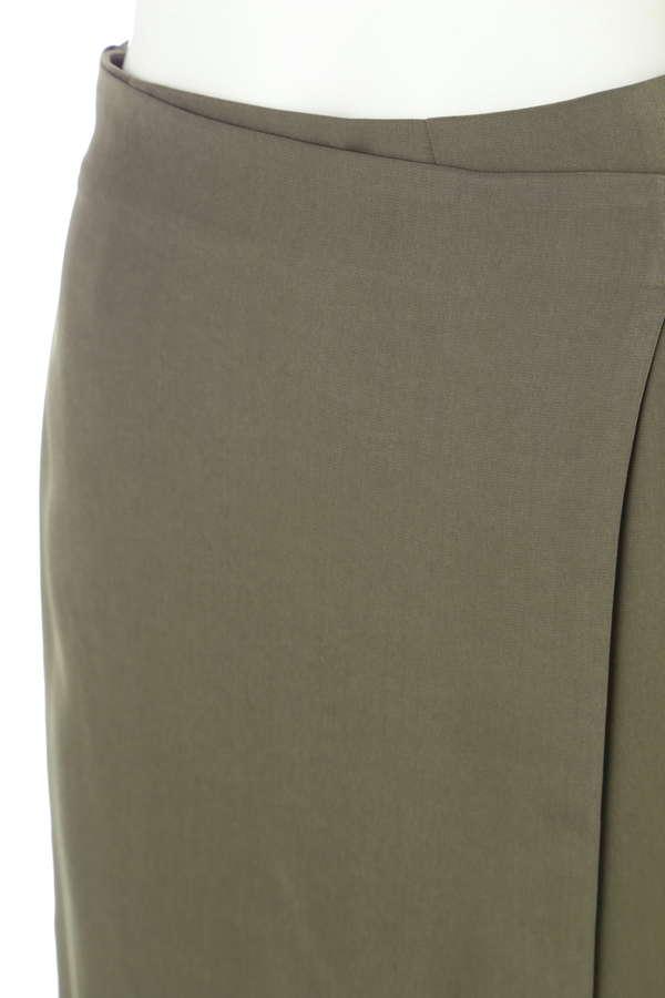 《BLANCHIC》エアリーツイルスカート