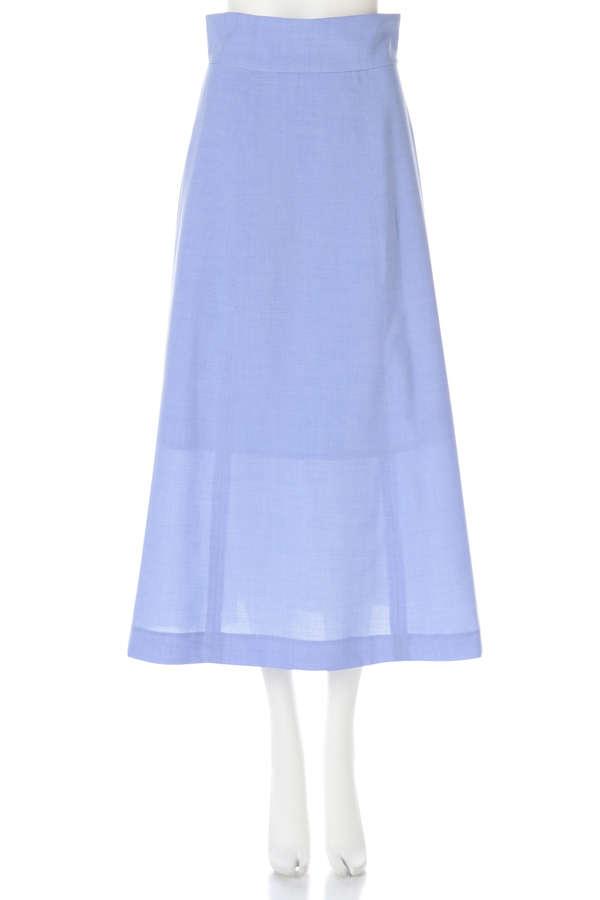 《BLANCHIC》マキシフレアースカート