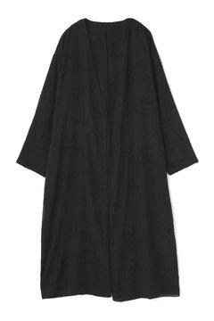 《BLANCHIC》カットジャガードコート