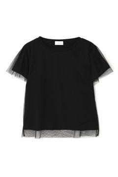 《BLANCHIC》チュールTシャツ