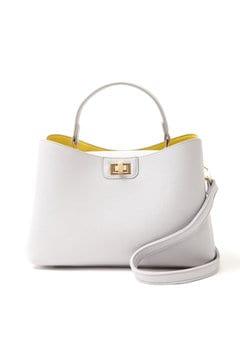 【CanCam 5月号掲載】【美人百花 4月号掲載】《EDIT COLOGNE》ダブルオープンバッグ
