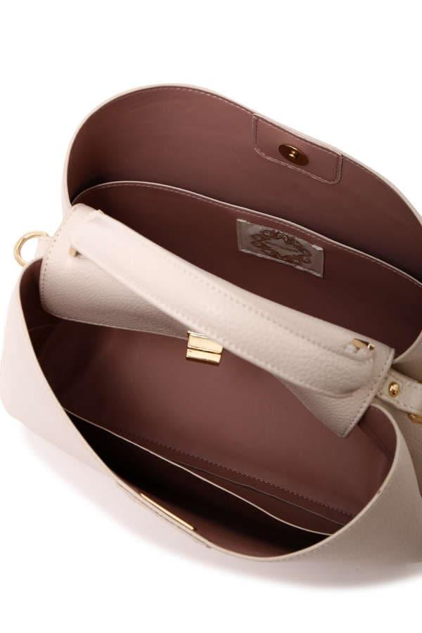 【美人百花 5月号掲載】【CanCam 5月号掲載】《EDIT COLOGNE》ダブルオープンバッグ