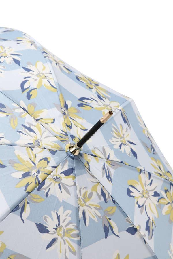 《EDIT COLOGNE》フラワーシアーボーダー長傘