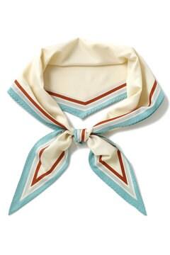 【美人百花 5月号掲載】《EDIT COLOGNE》フレームラインスカーフ