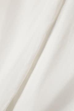 オータムシアーボイル半袖ブラウス