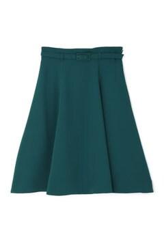 オータムカラーフレアースカート