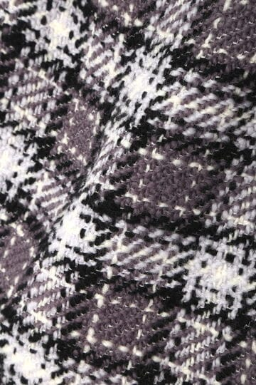 【CanCam 2月号掲載】MILKY ROVING PLAID