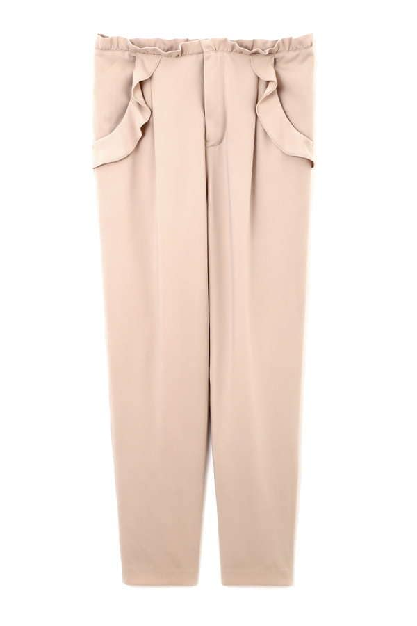 【Ray 12月号掲載】PAPERBAG FRILL PANTS
