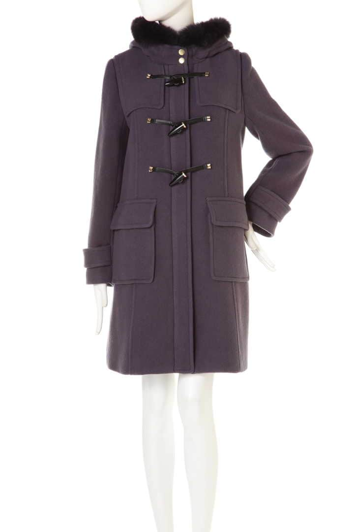 【Ray 2月号掲載】FROSSY MOUSSER DUFFLE COAT
