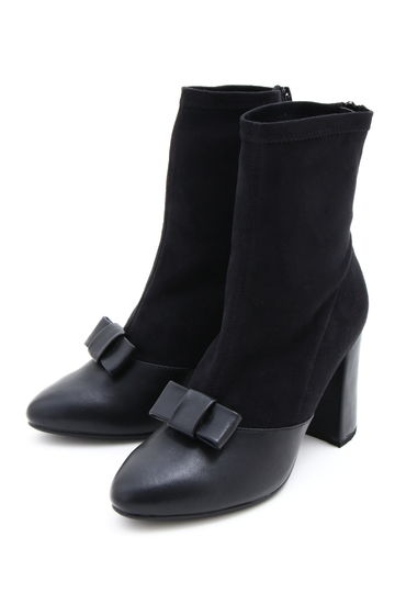 【sweet 11月号掲載】STRETCH MID BOOTS