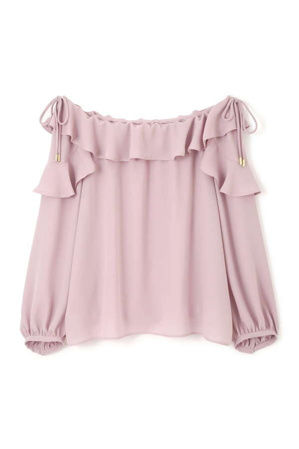 RUFFLE AROUND DOUBLE