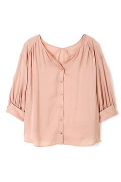OFF NECK PUFF SLEEVES