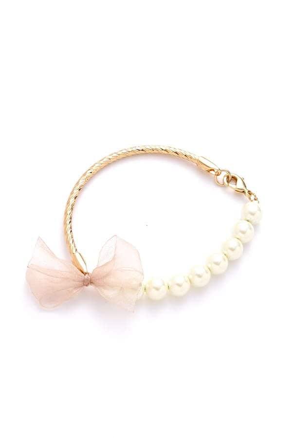 WIRE & TIE ACC (Bracelet)