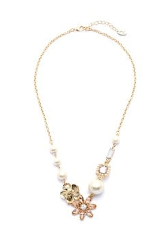 CANDY PEARL ACCESSORY(パールジュエルネックレス)