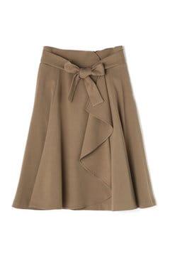 カラーラップスカート