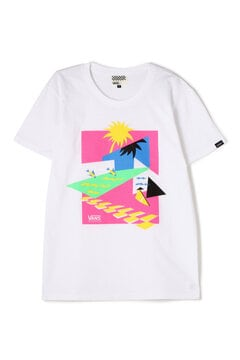 【VANS】80's Pop Art T-shirts
