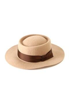 【先行予約_9月上旬お届け予定】フェルトカンカン帽