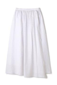 【N.×Ayumi Yamada GREED International 】シャンブレーストライプスカート