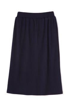 【先行予約_3月中旬お届け予定】カットワイドリブセットアップスカート