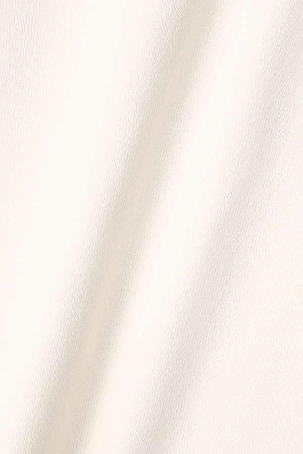 総針Vネック五分袖セットアップスカート