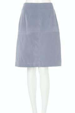 ブロッキングミニスカート