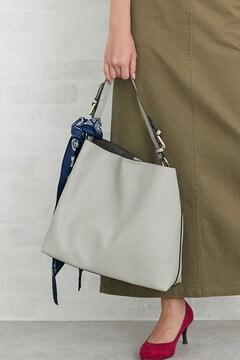 【先行予約_10月中旬お届け予定】ポーチ付ワンショルダーバッグ