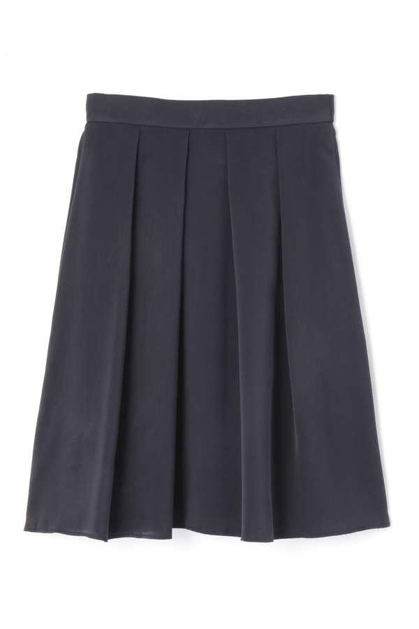 プルエラ二重織りスカート
