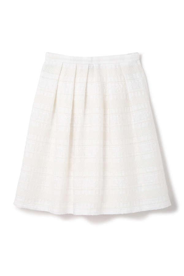 《Purpose》CUCINOTTAボーダースカート