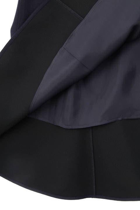 ミラノジャージーフレアースカート