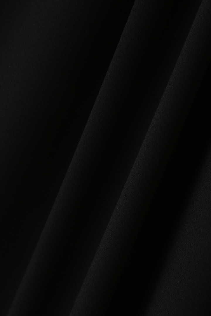 ソアパールツイルワイドパンツ