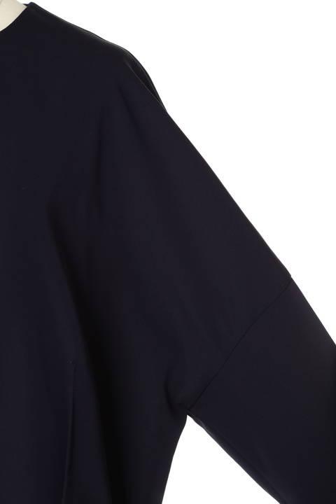 トリアセツイルノーカラージャケット