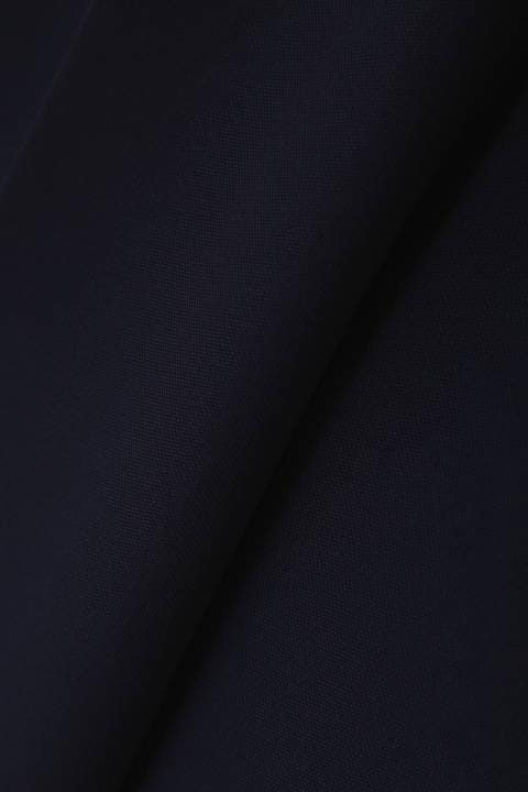 バイカラーボンディングベルト付きパンツ